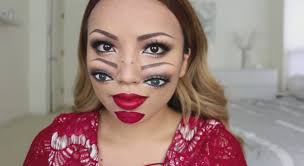 5 fun makeup ideas for a pretty spooky halloween hair