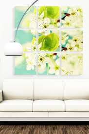 147 best vi edjelne slike images on pinterest canvas art canvas green floral wall art set of 9 on hautelook