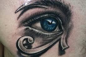 3d eye of horus for