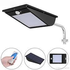 bright night solar lighting 11000mah outdoor led solar light 110 led motion sensor lights super
