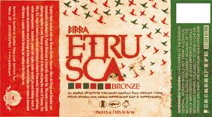 Dogfish Head Birra Etrusca Bronze Ale joining Ancient Ale series