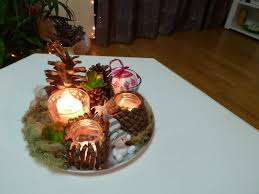 Candle Centerpieces Diy Christmas Candle Centerpieces U2013 40 Ideas For Your Table