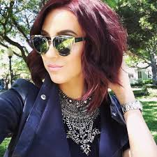 21 bomb burgundy hair colors hairstyle guru21 bold burgundy hair