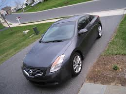 nissan altima coupe review 2008 2009 nissan altima coupe 3 5 se review autosavant autosavant