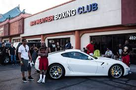 mayweather car collection relax it u0027s only hype the prizefighter floyd mayweather jr espn