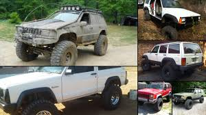 mud jeep cherokee 1994 jeep cherokee lifted news reviews msrp ratings with