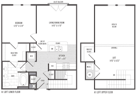 the parkway luxury condominiums garage with loft floor plans crtable