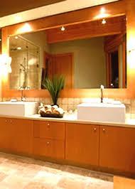 Bathroom Mirror Replacement - custom cut decorative glass mirror rapid glass