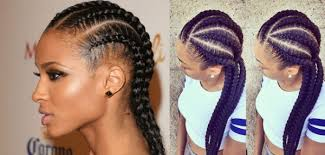 4 exclusive black braiding styles to wear in 2017