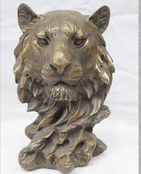 foo dog sculpture aliexpress buy 10 east bronze sculpture