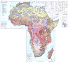 Map Of The Africa by Happy 50th Birthday To The Soil Map Of Africa Soil Science