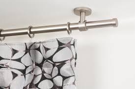 bastoncini per tende bastone per tende 纔 20 mm l 220 cm in acciaio satinato