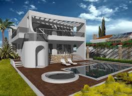 100 modern mediterranean house plans two story