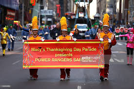 saban s power rangers samurai power up the macy s thanksgiving day