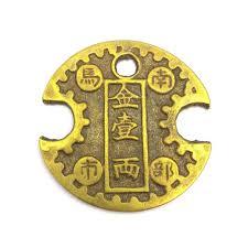feng shui nanbu wealth lock coin lazada malaysia