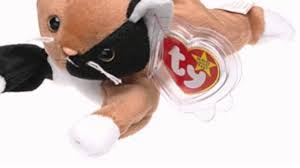 ty beanie babies chip the cat toy youtube