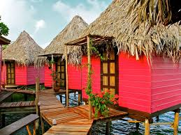 Vacation Home Rental With Private Pool House Of Dreams Panama Bocas Del Toro Lodge Rental Perfect Blend Of Nature And