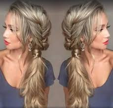 side braid hairstyles are the ultimate cure for a lifeless mop of