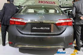 toyota corolla 2014 altis 2014 toyota corolla altis brochure reveals complete specifications