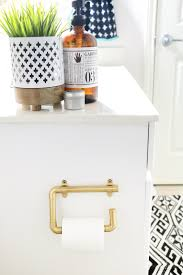 a kailo chic life diy it a gold pipe curtain rod