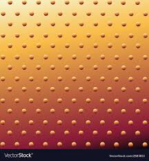 brushed gold metal background or texture of brushed gold plate vector image