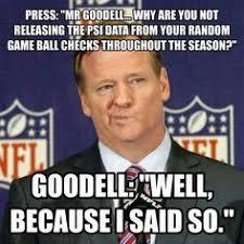Roger Goodell Memes - scumbag roger goodell meme collection nfl humor pinterest