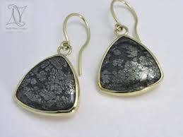 silver forest earrings website custom handmade jewellery in gold and silver