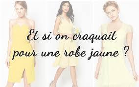 robe pour un mariage ete a la recherche d une robe jaune pour un mariage d été