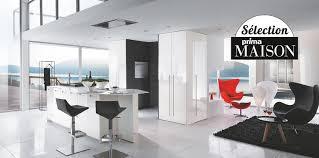 cuisine blanche design design la cuisine blanche femme actuelle