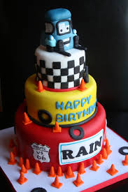 cars guido birthday cake cakecentral com