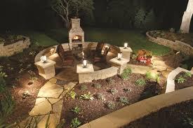 Firepit Kits Fireplace Anchor Block Company