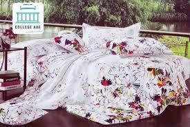 twin xl comforter set college ave dorm bedding supplies sleeping
