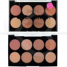 new technic colour fix max contour makeup palette cream powder