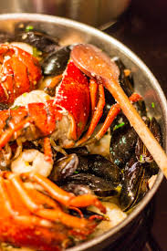 seafood thanksgiving recipes portuguese seafood rice recipe by nelsoncarvalheiro com