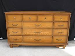 Sumter Bedroom Furniture Vintage Sumter Cabinet Co 13 Drawer Dresser Korn Industries