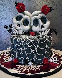 halloween wedding cakes u2022 palermo u0027s custom cakes u0026 bakery