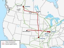 Keystone Pipeline Map Obama Administration Approves Keystone Light Pipeline Fm