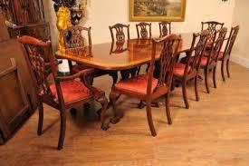 antique dining room sets antique dining sets mahogany walnut regency rustic