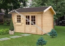 construire son chalet en bois construire un cabanon de jardin en bois evtod