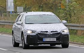 buick opel buick regal wagon previewed in opel insignia sports tourer spy