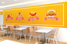 fast food restaurant branding mockup 3 u2013 shr design for all