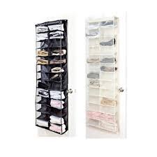 aliexpress com buy amazing door wall hanging shelf 26 pairs shoe