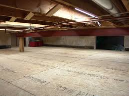 what things do i need to consider when making a basement