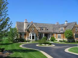 exterior design driveway design ideas with bay window also