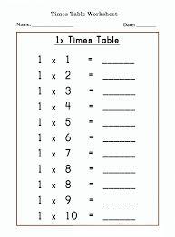 times table chart 2 3 4 5 6 7 8 9 free printable incredible
