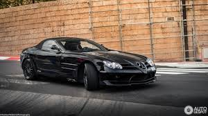 mercedes mclaren mercedes benz slr mclaren roadster 722 s 27 april 2017 autogespot