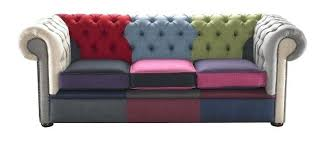 canapé chesterfield tissu canape chesterfield tissus canapac et fauteuil meubles classiques