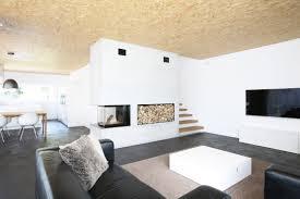 Moderne Wohnzimmer Design So Gemütlich Kann Der Bauhausstil Sein Moderne Einfamilienhäuser