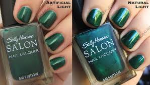 sally hansen sent me to green heaven all lacquered up all