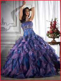 purple wedding dresses blue and purple wedding dress image of wedding style www